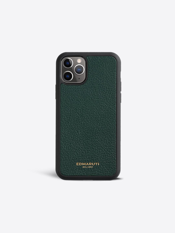 green chevre iphone 11 pro case edmaruti